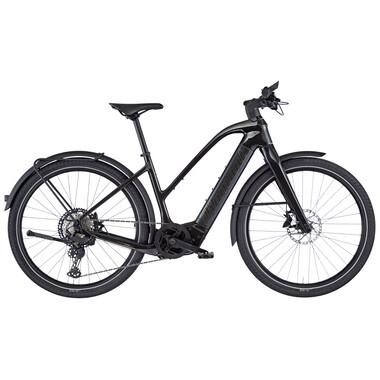 Vélo de Voyage Électrique DIAMANT ZOUMA SUPREME+ TRAPEZ Femme Noir 2021